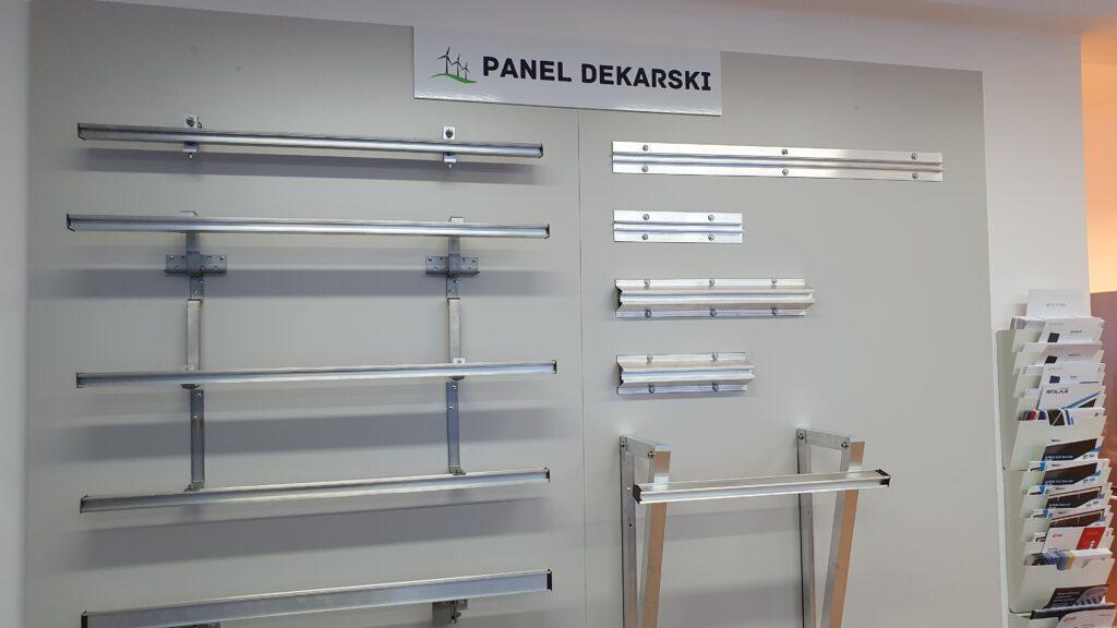 systemy montażowe dla instalacji fotowoltaicznych