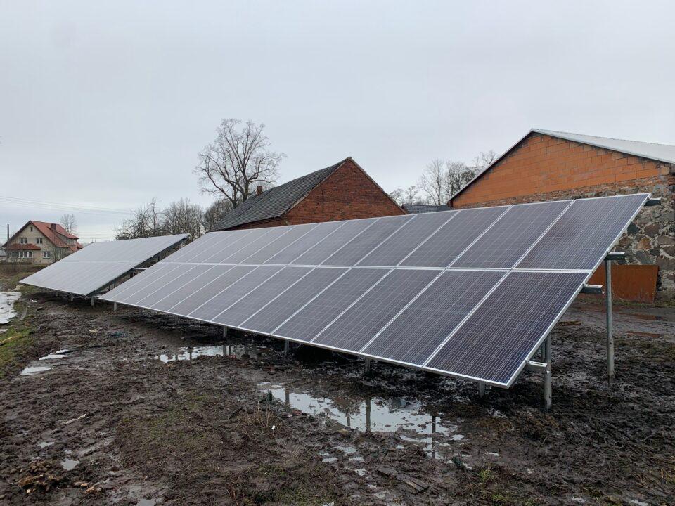Siecieborzyce 20 kWp