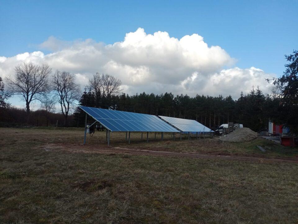 Jeniniec - 20 kWp