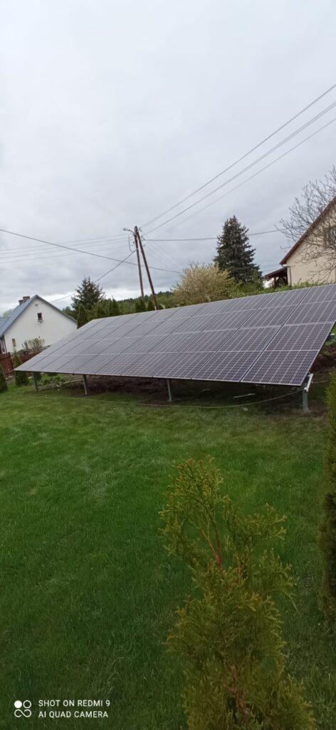 Wysoka - 8,2 kWp